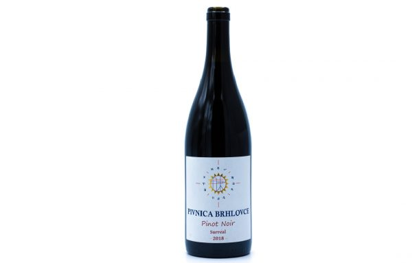 Pivnica BRHLOVCE Pinot Noir 2018