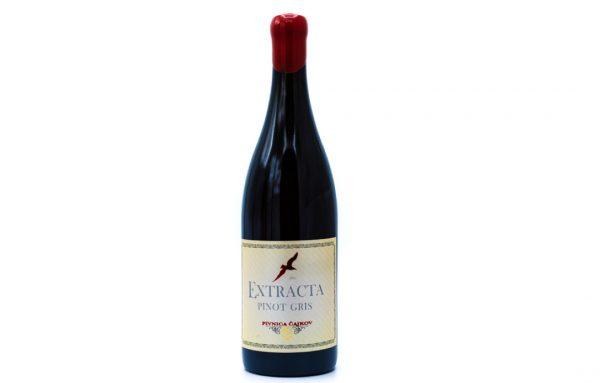 Pivnica ČAJKOV EXTRACTA Pinot gris 2016