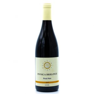 Pivnica BRHLOVCE Pinot noir 2013