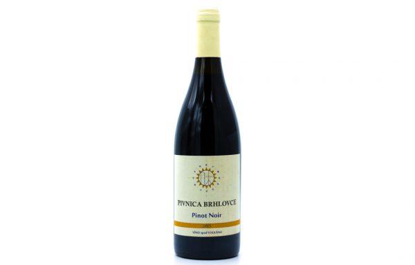 Pivnica BRHLOVCE Pinot noir 2015