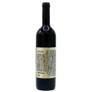 Víno SVETIK Alibernet 2011