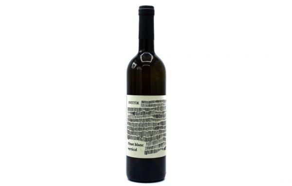 Vino SVETIK Pinot blanc vertikal 2001 - 2002 – 2012