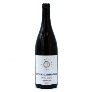 Pivnica BRHLOVCE Pinot Blanc 2019